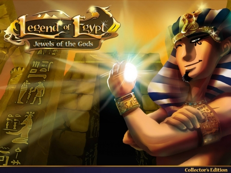 Legend of Egypt - Jewels of the Gods02 - cool, video game, match 3, puzzle, fun