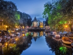 Amsterdam Castle, The Netherlands
