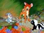 Cute animals * Bambi *