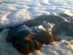 Ben Nevis From The Air (Scotland)