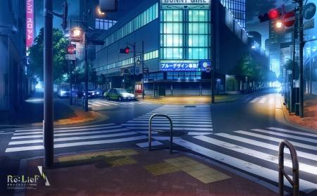 Tokyo Night Anime Manga World Wallpapers And Images
