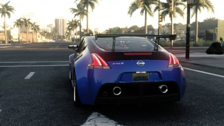 Nissan 370z The Crew - Games, Nissan, The Crew, Cars