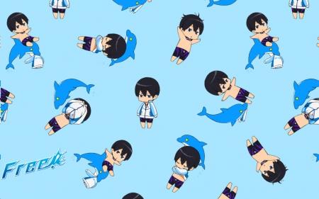 Haruka Nanase Other Anime Background Wallpapers On Desktop Nexus Image 2186865