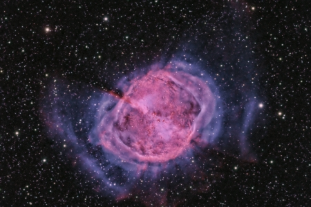 M27 The Dumbbell Nebula - stars, cool, space, fun, galaxies