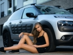 Citroen C4 Cactus and Model