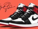 Air Jordan 1 Black Toe 2016
