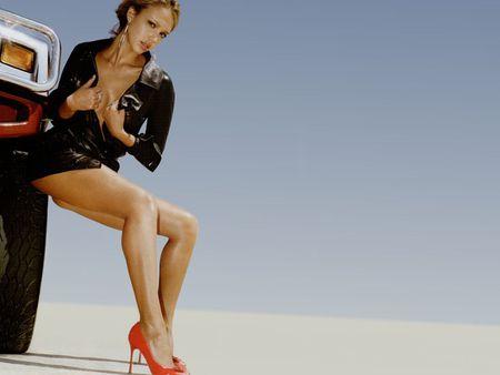 Babe high heels