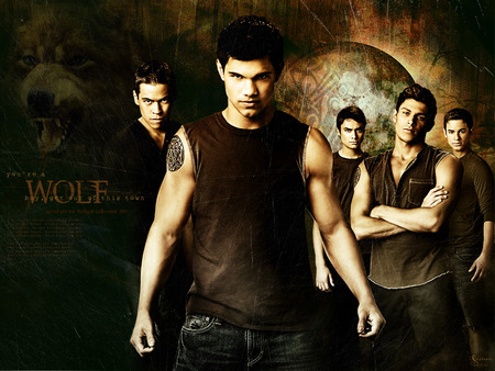 The Wolf Pack - Actors & People Background Wallpapers on