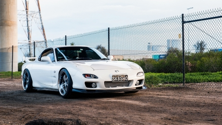 Mazda RX7 FD3S - Mazda & Cars Background Wallpapers on