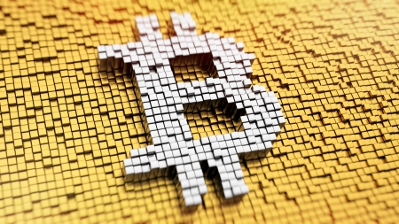Bitcoin - currency, money, digital, crypto currency, Bitcoin