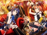 Umi and Rin