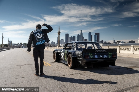 Ken Block Hoonicorn Ford Mustang V2 Ford Cars Background