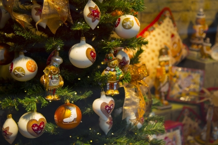 It's Christmastime - Christmas, Tree Decorations, Holidays, Nature
