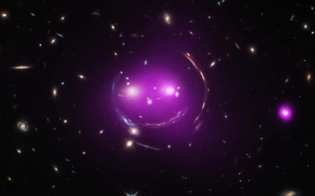 Cheshire Cat - Stars, Galexies, Universe, Space