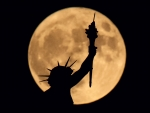 Supermoon Liberty