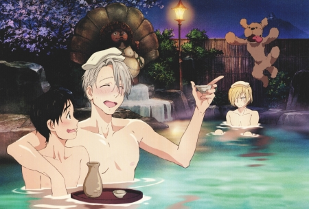 Yuri On Ice Other Anime Background Wallpapers On Desktop