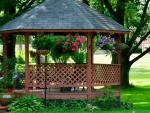 Peaceful Gazebo