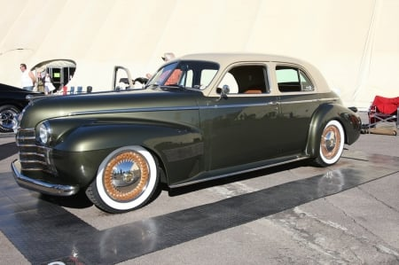 Goodguys Top 12 Awards at the Southwest Nationals - Classic, Olds, Whitewalls, Gm