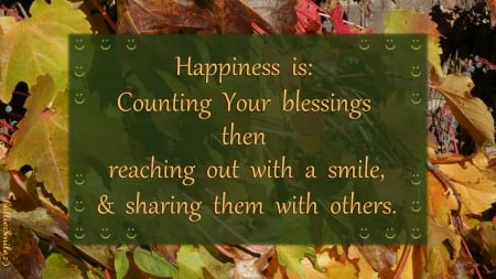 A Thought for Thanksgiving - border, blessing, frame, thankfu1, Thanksgiving, love, sharing, ho1iday, harvest, happiness, November, smile, smiles, blessings, thanks, border1ine, caring