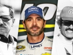 Congratulations Jimmie Johnson