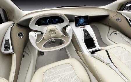 2010 mercedes benz biome concept - mercedes & cars background