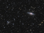 Galaxies in Pegasu