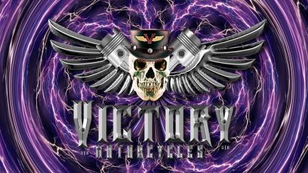 Victory Motorcycle Logo Wallpaper