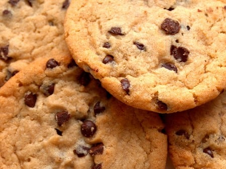 Chocolate Chip Cookies - cookies, chocolate chip cookies, cookie