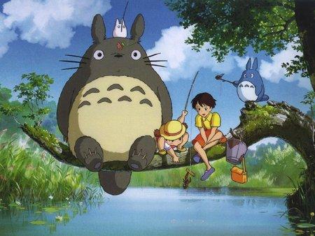 My Neighbour - miyazaki, hayao miyazaki, my neighbour totoro, miyazaki hayao