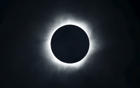 Total solar eclipse - Corona, Eclipse, Total, Solar
