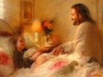 Jesus and the Sick Girl