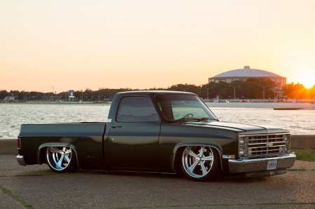 1984-Chevy-C10 - Chevrolet & Cars Background Wallpapers on ...