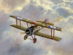 British Fighter Sopwith Pup 1