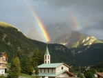 Rainbow and Church