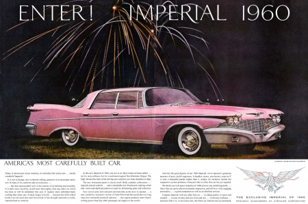 imperial 1960 - cars, old, imperial, chrysler
