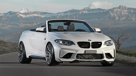 2017 BMW M2 Convertible by D�hler Design & Technik GmbH - 2017, Conv, White, Beamer