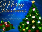 ♥♥Merry Christmas & Happy New Year ♥♥