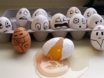 egg disaster