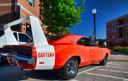 1969 Dodge Charger Daytona 440 SuperCharged - Daytona, 1969, SuperCharged, Dodge, Charger, 440