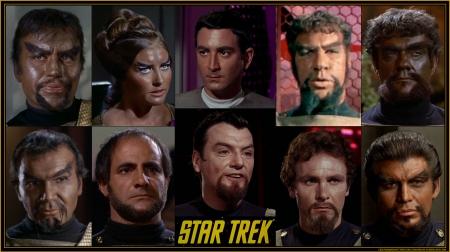 Star Trek Original Series Klingons Tv Series