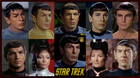 Star Trek Original Series Vulcans Tv Series