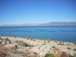 A Lake in the Desert