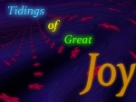 Tiding of Great Joy