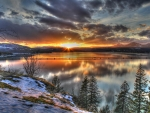 Lake Pend Oreille, Bonner County, Idaho