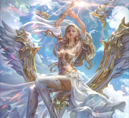 Aphrodite Goddess Fantasy Abstract Background Wallpapers On Desktop Nexus Image 2210394