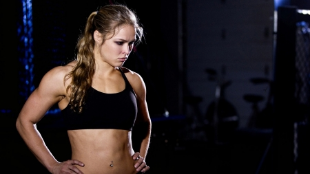 Ronda Rousey - blonde, Strikeforce World Champion, actress, Ronda Jean Rousey, Champion, MMA, fighter, Ronda Rousey, model, UFC, babe, mixed martial artist, Bantamweight, woman, lady, Judoka, WMMA