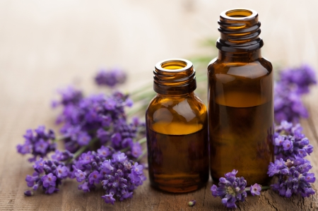 Lavender Oils - beard oils, fauna, bottle, lavender, oils