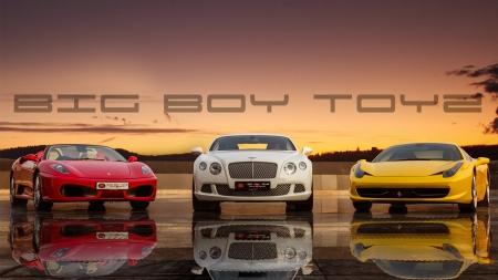 Big Boy Toyz Wallpaper Ferrari Bentley Ferrari Ferrari Cars