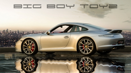 Big Boy Toyz Wallpaper Porsche 911 Carrera S 2013 Porsche Cars