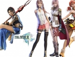 chicas final fantasy 13